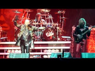 Judas Priest - Blood Red Skies [Istanbul 2011]