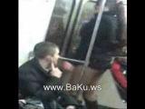 Baki metrosu (bashixarab qiz_ya da qoluboydu)