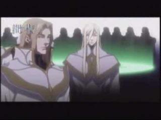 Ai no Kusabi (Клин Любви OVA 2 трейлер)
