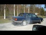 Ford Sierra &amp Volvo 744