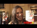 JANA KRAMER Interview at The Young Victoria Premiere
