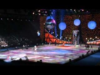 Ледовое шоу Снежная королева 17.12.2010 2 часть
