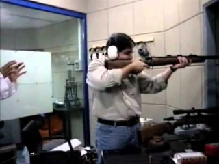 Arabs Shooting T-Rex .557