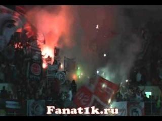 Футбольные «Ультрас»|«Ultras» Спартак vs Волга 2011 / Fanat1k.ru