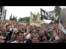 Siena vs Juventus 0 - 1 settore ospiti