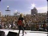 Vixen (Glam Rock  Hard Rock  Female Vocal) - I Want You To Rock Me (Live MTV Spring Break, 1989)