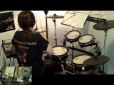 Sepultura - Stronger Than Hate (drum cover by Tamara)