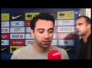 FC Barcelona - Xavi: Crec que hem fet un gran partit