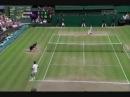 Надаль - Федерер, финал Уимблдона-2008. Этот матч назвали лучшим в истории мирового тенниса.
