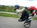 Yamaha aerox motoforce sport 70cc
