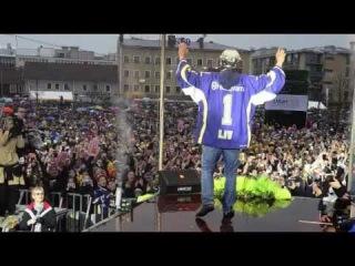 HVTV:s hyllning av Stefan Liv | 11-09 -07 | Vila i frid!