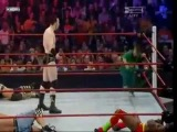 Hornswoggle Does Sweet Chin Music On Sheamus