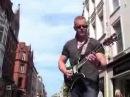 Neil Young Like a hurricane Dublin Ireland