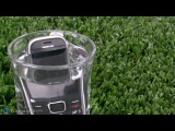 Nokia 3720c sand and water test