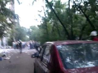 Выпускники Бауманки (24.06.2011г.)