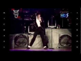 Michael Jackson - Billie Jean - Live Mega mix - 720p HD !