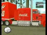 GTA:  Coca Cola Christmas Truck.