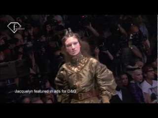 FashionTV I FTV.com - JACQUELYN JABLONSKI MODELS S-S 2010