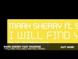 Mark Sherry feat Sharone - I Will Find You (Sied van Riel Remix)