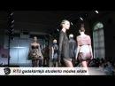 RTU studentu ikgadējā modes skate Ķīpsalas PAVASARIS 2011