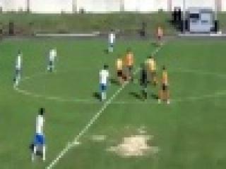 Полузащитник новочеркасского `МИТОСа` Михаил Осинов прославил себя на весь мир,забив самый быстрый гол в истории футбола