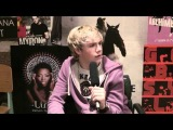 One Direction's Niall Horan talks going home, getting naked and er, chicken fillets...