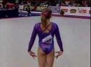 Yana Demyanchuk FX CAT vs UKR vs GER 2007