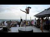 Marion Crampe & Manuela Carneiro Pole Dance Show