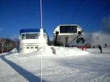 Final skiboarding, spring 2011 Yuzhno-Sakhalinsk