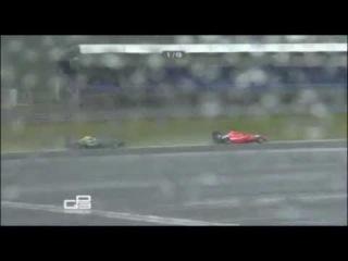 GP3 German 2011 - Bottas-Haryanto-Williamson (MTV3 MAX)