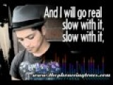 Bruno Mars Our First (HQ) Time Lyrics