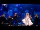 E.S.C. 2009. - Igor Cukrov feat Andrea - LIJEPA TENA (Croatia) - SPANISH VERSION