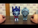 Burger King Dark of the Moon Kid's Meal Flip Out OPTIMUS PRIME and MEGATRON