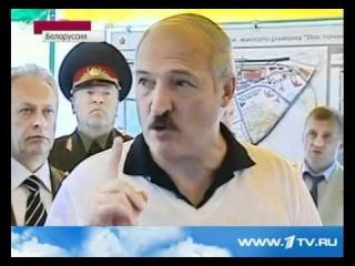 В Беларуси честные трактористы и доярки живут плохо
