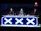 Украина мае талант 3 - Стас Мельник (Днепропетровск)