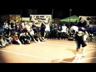 BASKETBALL FREESTYLE : Nitro (Heroes of the Courts/Герои Площадок) PROMO 2010-2011