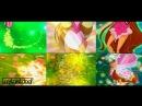 ALL Flora Transformations Splitscreen [UNICA]