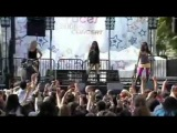 Vanessa Hudgens Performing :Sneakernight, Hook it up and Identified Live