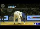 Judo 2011 GP Dusseldorf Maxim Rakov KAZ Jevgenijs Borodavko LAT 100kg semi final