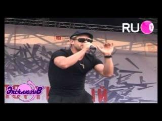 Митя Фомин на концерте RU.TV