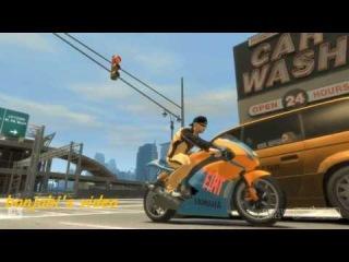 GTA IV Stunt car mods GTA 4 PC video editor 1080 HD + DOWNLOAD CAR PACK