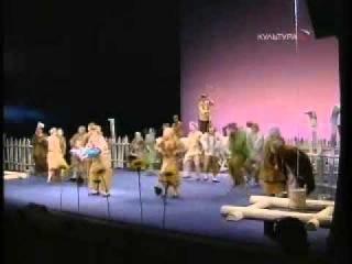 Конек-горбунок в МХТ (Ирина Пегова)