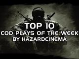 Call of Duty: Hazard Cinema Top 10 COD Plays Week 13 (CoD Gameplay/Countdown)