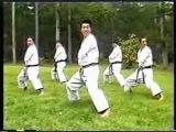 The Nakayama Legacy - Tekki Shodan Bunkai (Karate Shotokan)