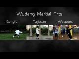 Zhou Xuan Yun -- Wudang Martial Arts