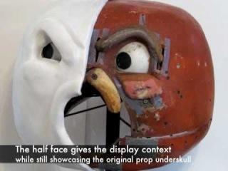 Ghostbusters Marshmallow Man Prop Display