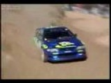 wrc subaru rally video mcrae r burns 555 wrx sti p1