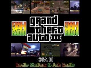 GTA III (K-Jah Radio) Scientist - Plague Of Zombies