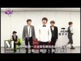 110618 Yahoo! Music Taiwan - Eunhyuk, Kyuhyun, Ryeowook Teaching Perfection Dance