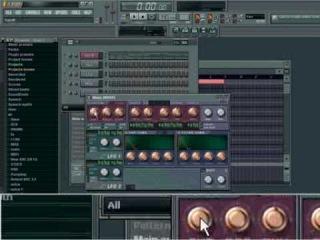 Уроки FL Studio (создание клипа автоматизации)
